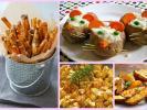 πατάτες κάντρυ πάρτι βάπτιση βάφτιση catering μπουφές