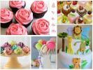 Γλυκά Βάπτισης Πάρτυ πάστες τούρτα κέτερινγκ μπουφές, candy bar επιδόρπιο